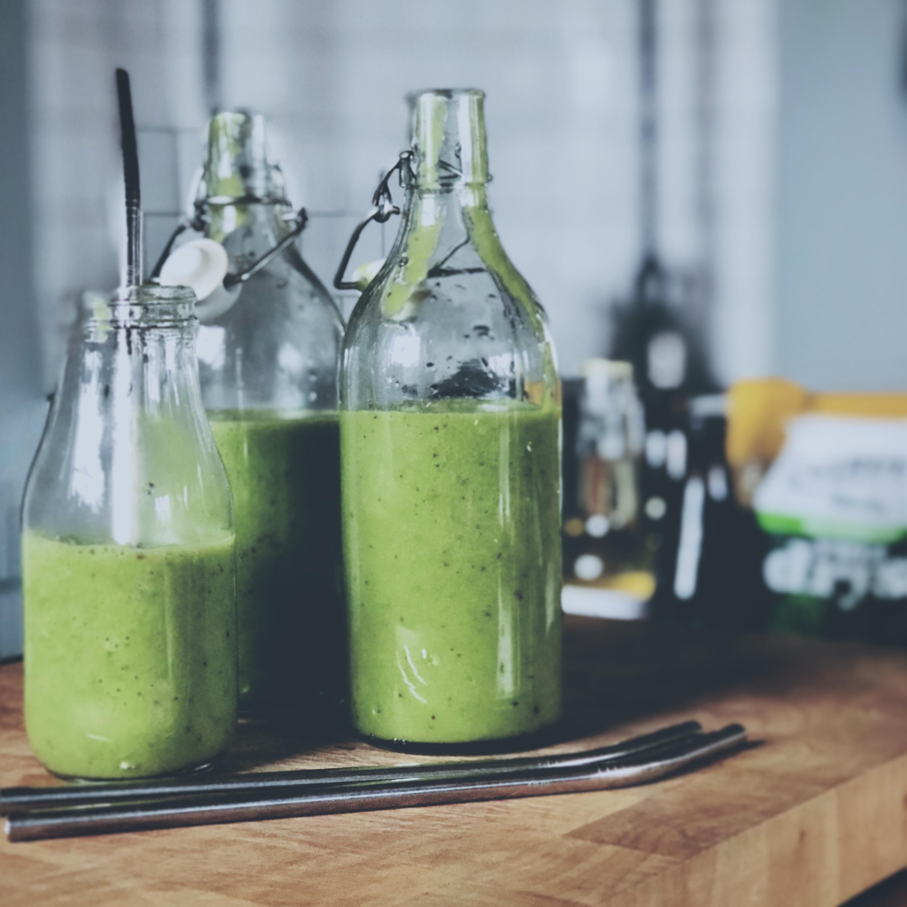 Tillbaka igen med mera grönt